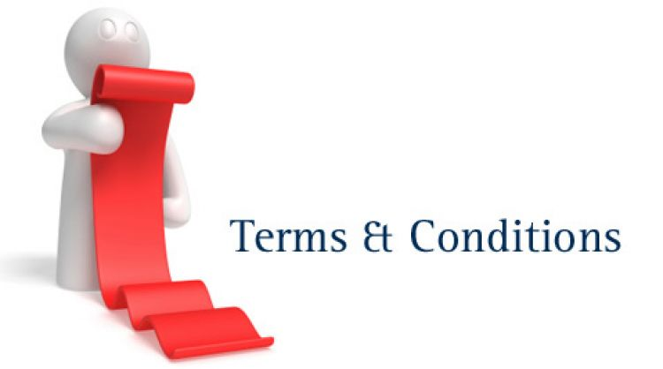 Simplified Terms and Conditions